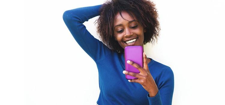 Sexting blog image