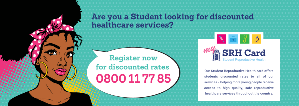 Students looking Discount Health Services